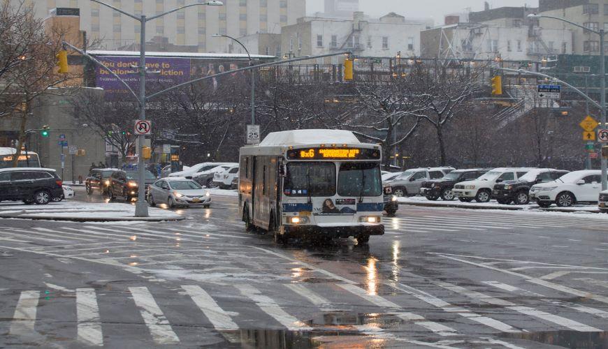Abogado de Accidente de Autobús de la Ciudad de NYC