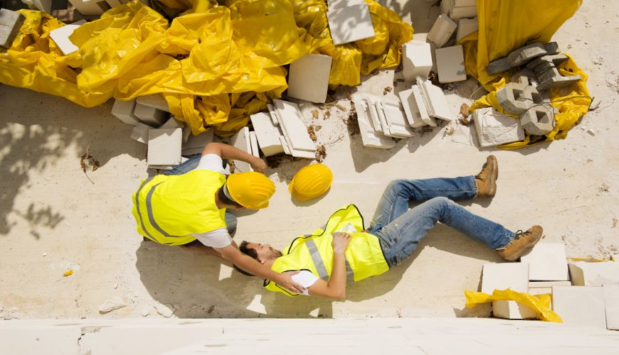 Accidentes por Caída en Obras de Construcción