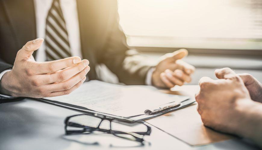 Oferta de Acuerdo Desvalorizado de una Aseguradora