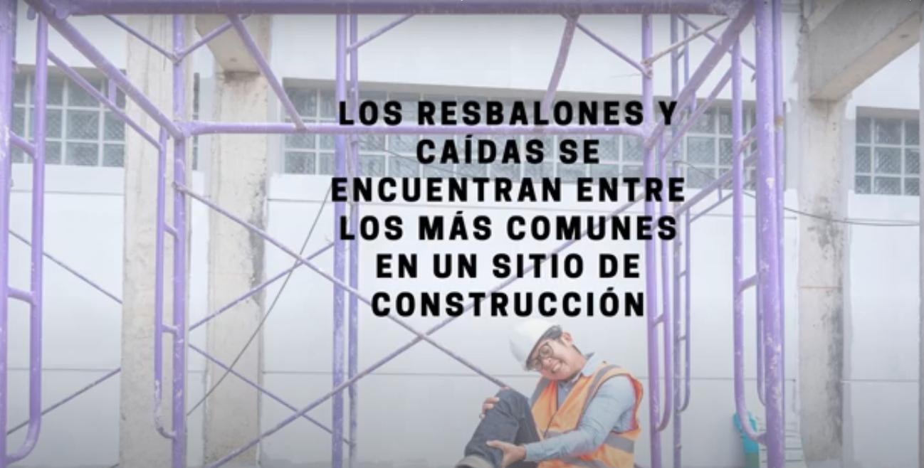 Video Accidentes de Construccion en Queens