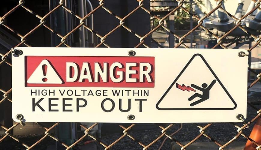 Accidente de electrocucion